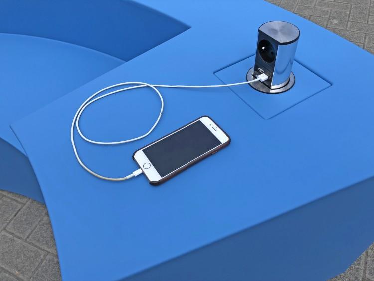 USB/POWER integration